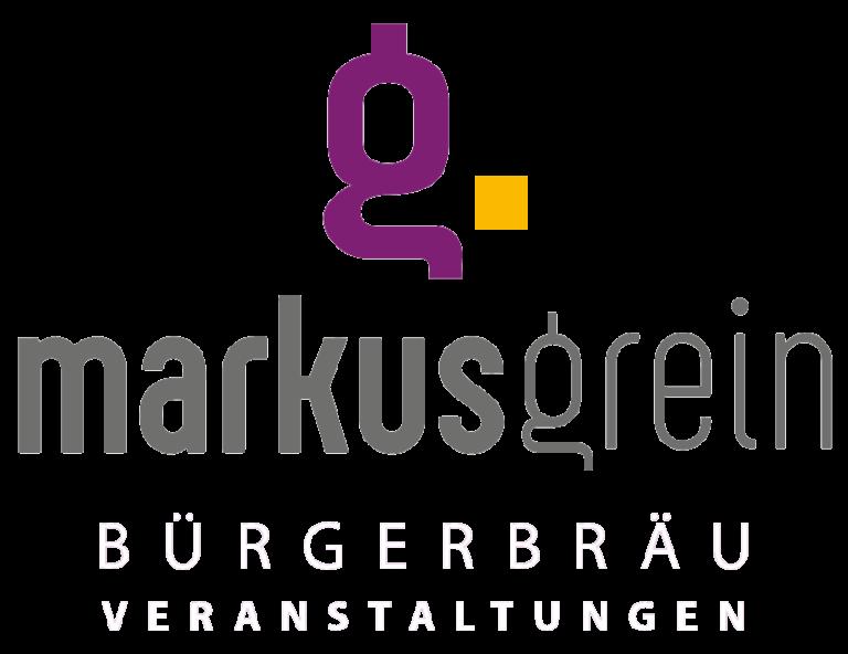 Hauptlogo Markus Grein Catering